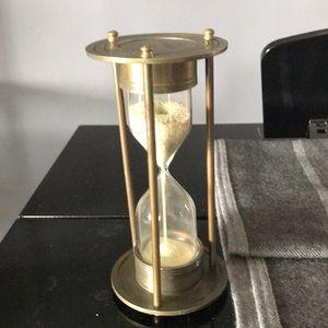 New Decorative Hourglass Timer